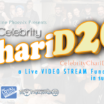 Need something to do this Sunday? Stream Celebrity ChariD20 all-day celebrity Game-a-thon