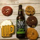 Cheers! To this beer themed cookie basket