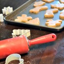 Christmas Cut-Out Cookies, the most wonderful kind of mess.