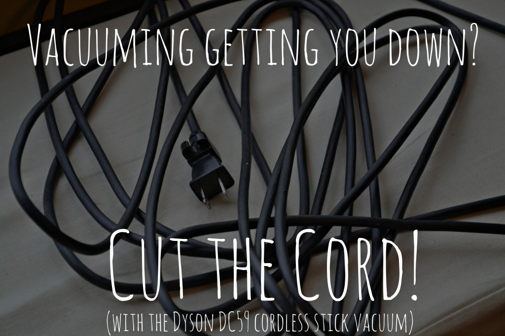 cut the cord dyson