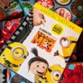 Put Despicable Me 3 under the tree!