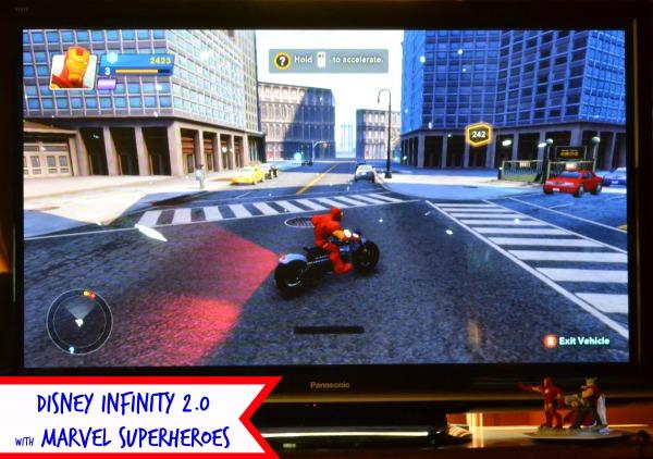 Disney Infinity 2.0 featuring Marvel Superheroes