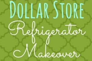 dollar store refrigerator