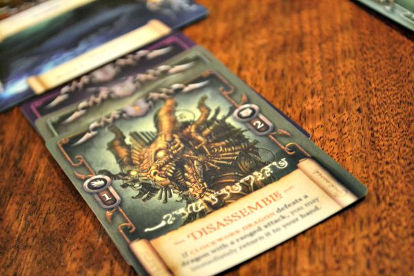 Draco Magi: A Scaly Board Game Review
