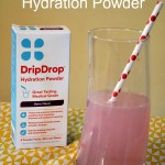 Drip Drop Hydration Powder to keep you well hydrated and feeling your best!