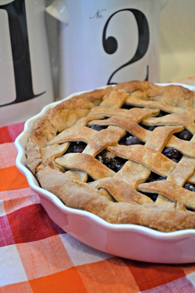 easy homemade pie recipe