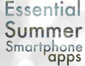 Best apps for summer