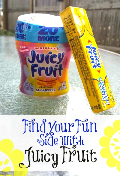 find your fun side with juicy fruit #JuicyFruitFunSide #shop