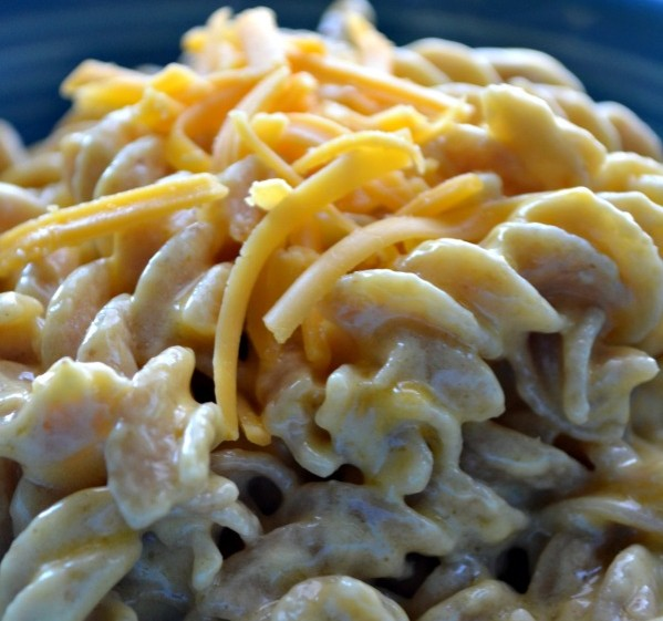 Four Ingredient Mac and Cheese
