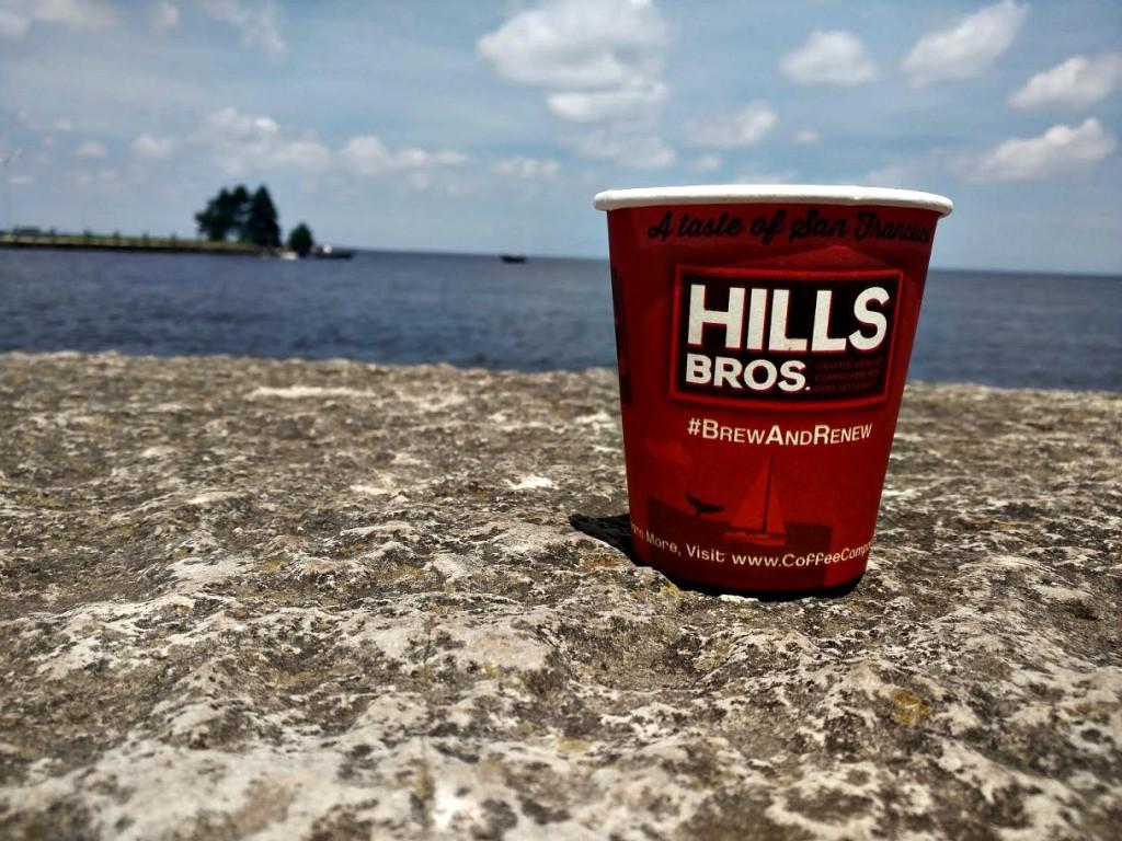 hills bros rocky