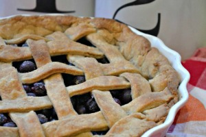 homemade-blueberry-pie