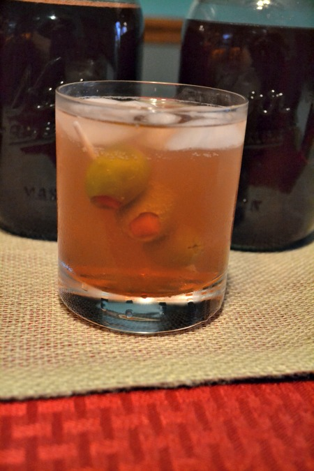 whiskey old fashioned sour