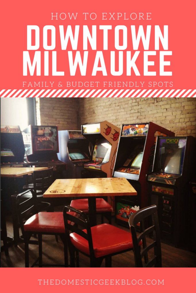 How to explore downtown Milwaukee. Favorite family friendly and budget friendly spots.