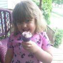 Happy 4th birthday Aliceana!