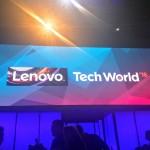 Lenovo Tech World Highlights