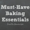 Must-Have Baking Essentials