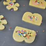 simple sugar cookies dough cut out