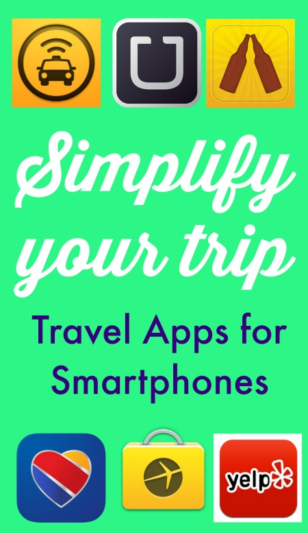 Simplify your next trip: Favorite Travel Apps for Smartphones