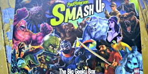 The obligatory big geeky smash up review