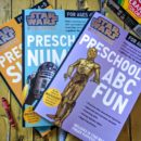 Why your kids need these Star Wars workbooks