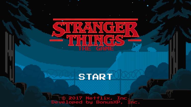 Stranger Things: The Game