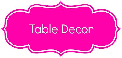 tabledecor