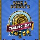 International TableTop Day 2016