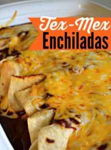 tex-Mex-enchiladas