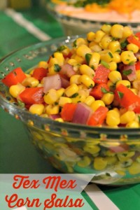 tex mex corn salsa