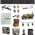 Stock up on creepy The Walking Dead swag